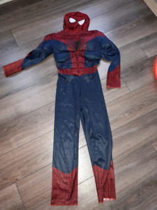 Costume Halloween Spiderman 4-6 ans
