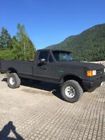 1990 Ford F 150 4x4
