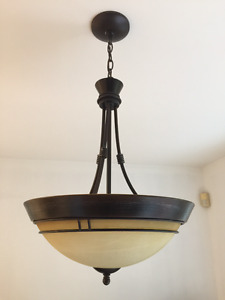 Ceiling Light Fixture for Kitchen or Eating area