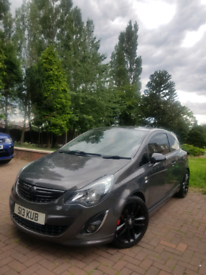 Vauxhall Corsa 2014 Limited Edition