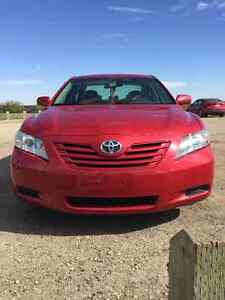 2007 Toyota Camry Sedan for sale,Price reduced!
