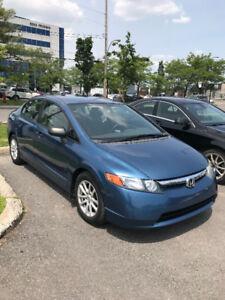 Honda Civic DX-G 2008 (82 000km)