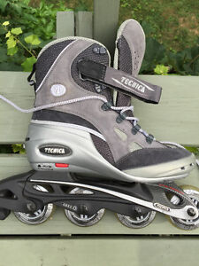 Tecnica Women's Size 8 Rollerblades Peterborough Peterborough Area image 1