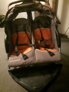 Double stroller expedition