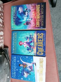 Tom Fletcher books