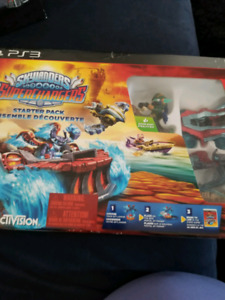 NEW PS3 Skylanders pack.