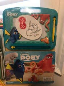 DISNEY PIXAR Finding Dory 22 Page Storybook & Magnetic Kit