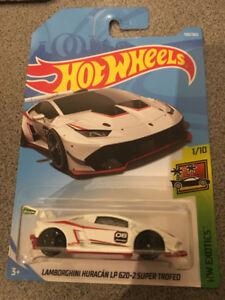 hot Wheels Lamborghini Huracan Super Trofed
