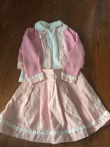Girl's size 5/6 outfit