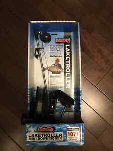 Scotty 1071 portable clamp on Downrigger