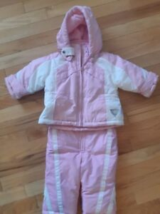 LondonFog Size 12 Months Child Snowsuit