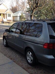 2001 Honda Odyssey , Excellent Condition , $3600