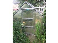 Used greenhouse