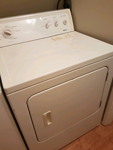 Washer and dryer for sale. Paid 500 asking 300.