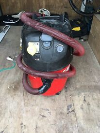 M class extractor 110v