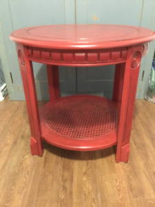 Beautiful side table..Price drop...need gone!
