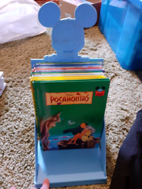 Disney Children's Book and Stand