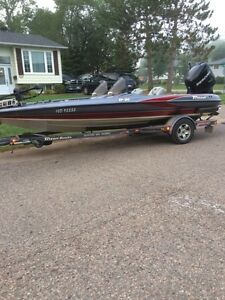 *NEW PRICE* Bass Boat 2001 TR20 for Sale
