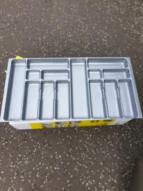 Utensil Drawer Tray Insert