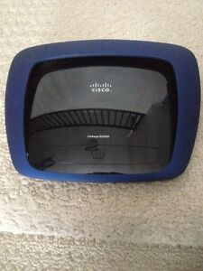 Linksys E3000 High-Performance Wireless-N Router