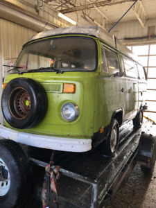 1978 Westfalia Type 2