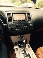 Infinit fx35 fully loaded, gps ,back cam ,dvd,suv