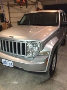 2010 Jeep Liberty Trail Rated Edition SUV