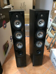 Complete Home Theatre System - 7.2 Audio