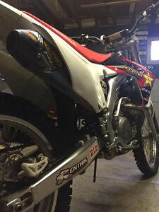 Honda CRF 450 2013 $6200