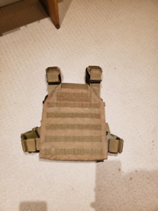 Condor plate carrier / mag pouch