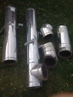 """7"""" ICC insulated pipe."""