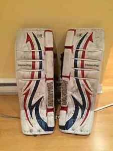 Ice hockey goalie gear ( can be sell separately)