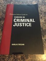 Careers in Criminal Justice Book