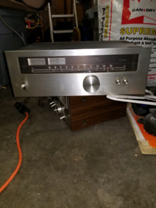 Kenwood AM FM stereo tuner