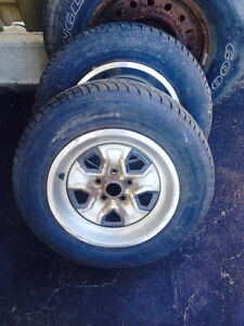 P 195/70R 14 TIRES FOR SALE