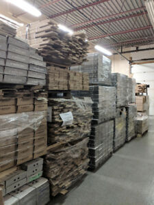 Warehouse Flooring Clearance