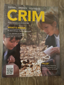 CRIM 2nd Canadian edition