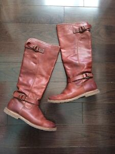FRYE riding boots size 7