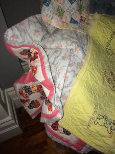 Antique / Vintage Baby Quilts Kitchener / Waterloo Kitchener Area image 2