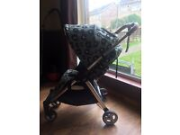 Limited Edition Donna Wilson Mamas and Papas pushchair