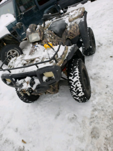 2004 Polaris Twin Sportsman 700