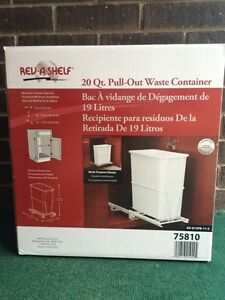 Pull Out Waste Container Kitchener / Waterloo Kitchener Area image 1