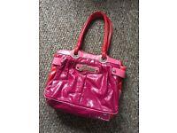 Guess handbag & purse