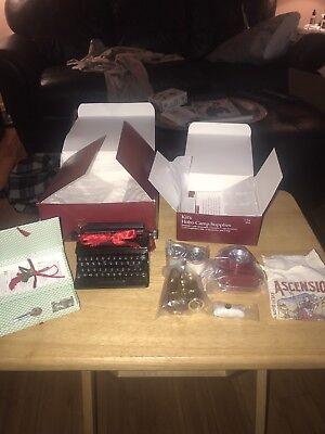 American Girl Kit Set *Rare* BNIB... Hobo Camp Supplies & Typewriter Set