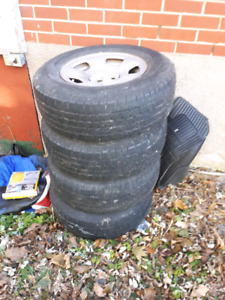 Jeep tires for sale $300 obo