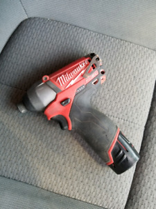 M12 fuel impact driver(bare tool)