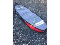 Surf board Bulldog Board Bag 7ft