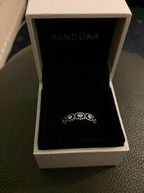 Romance Pandora ring
