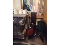 Coffee grinder industrial £125