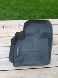 Weathertech Floor Mats 16 Fusion. Fronts Rear & Trunk Protector
